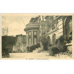 carte postale ancienne 83 HYERES. Le Mont des Oiseaux