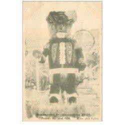 carte postale ancienne 83 TOULON. Carnaval de 1904 Raminagrobis ier Caramantran XVIII