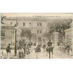 carte postale ancienne 83 TOULON. Caserne Gouvion Saint Cyr 1916