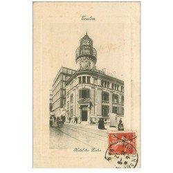 carte postale ancienne 83 TOULON. Hôtel des Postes et Télégraphes 1912
