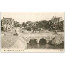 carte postale ancienne 14 HOULGATE. Le Dronchon
