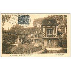 carte postale ancienne 14 HOULGATE. Le Moulin Landry 1931