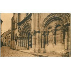 carte postale ancienne 86 CHATELLERAULT. Eglise Saint Jacques