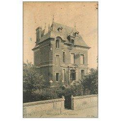 carte postale ancienne 14 HOULGATE. Les Hirondelles