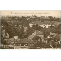 carte postale ancienne 86 LA ROCHE POSAY LES BAINS. Hôtel du Parc