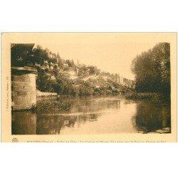carte postale ancienne 86 POITIERS. Coteaux de Blossac Vallée du Clain