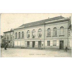 carte postale ancienne 88 EPINAL. Palais de Justice