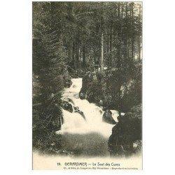 carte postale ancienne 88 GERARDMER. Le Saut des Cuves