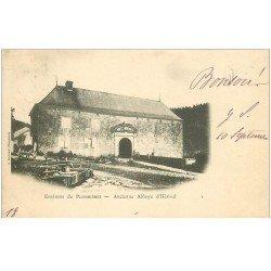 carte postale ancienne 88 HERIVAL. Abbaye ancienne 1901