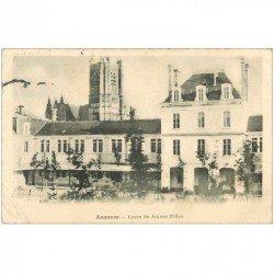 carte postale ancienne 89 AUXERRE. Lycée de Jeunes Filles 1904