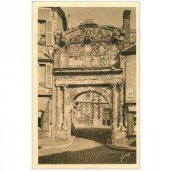 carte postale ancienne 89 AUXERRE. Porte Saint Père