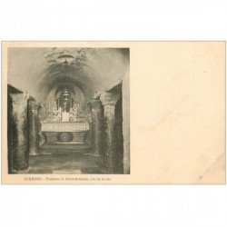 carte postale ancienne 89 AUXERRE. Tombeau de Saint Germain vers 1900