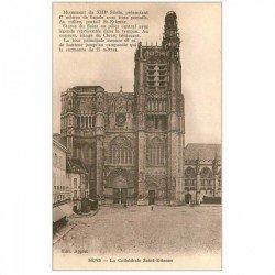 carte postale ancienne 89 SENS. La Cathédrale Saint Etienne