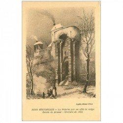 carte postale ancienne 89 SENS. La Poterne par Arnout