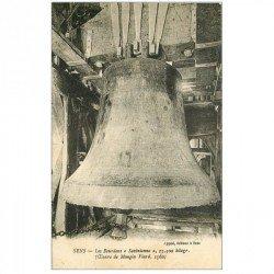 carte postale ancienne 89 SENS. Le Bourdon Savinienne 1933