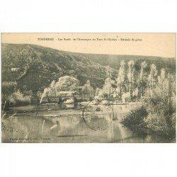 89 TONNERRE. Eglise Notre Dame. Oeuvre des Pupilles Ecole Publique et Orphelins de la Guerre 1911