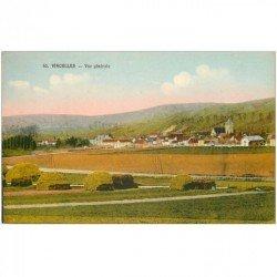 carte postale ancienne 89 VINCELLES. Le Village