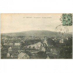 carte postale ancienne 90 BELFORT. Au fond le Salbert 1919