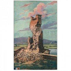 carte postale ancienne 90 BELFORT. La Tour de la Miotte
