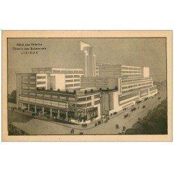 carte postale ancienne 14 LISIEUX. Grand Hôtel des Pèlerins Chemin des Buissonnets