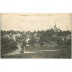90 BELFORT. Sortie des Ouvriers Société Alsacienne de Constructions Mécaniques 1914