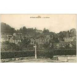 carte postale ancienne 91 ATHIS MONS. Le Coteau