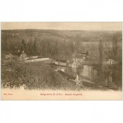 carte postale ancienne 91 BOIGNEVILLE. Moulin Argeville