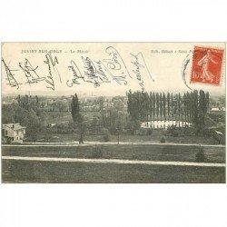 carte postale ancienne 91 JUVISY SUR ORGE. Le Miroir 1907