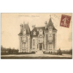 carte postale ancienne 14 LIVAROT. Château Bisson 1931