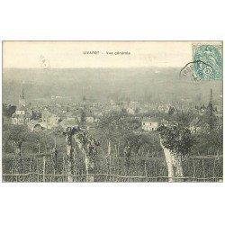 carte postale ancienne 14 LIVAROT. Vue générale 1907