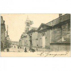 carte postale ancienne 93 SAINT DENIS. La Légion d'Honneur 1903 n°64