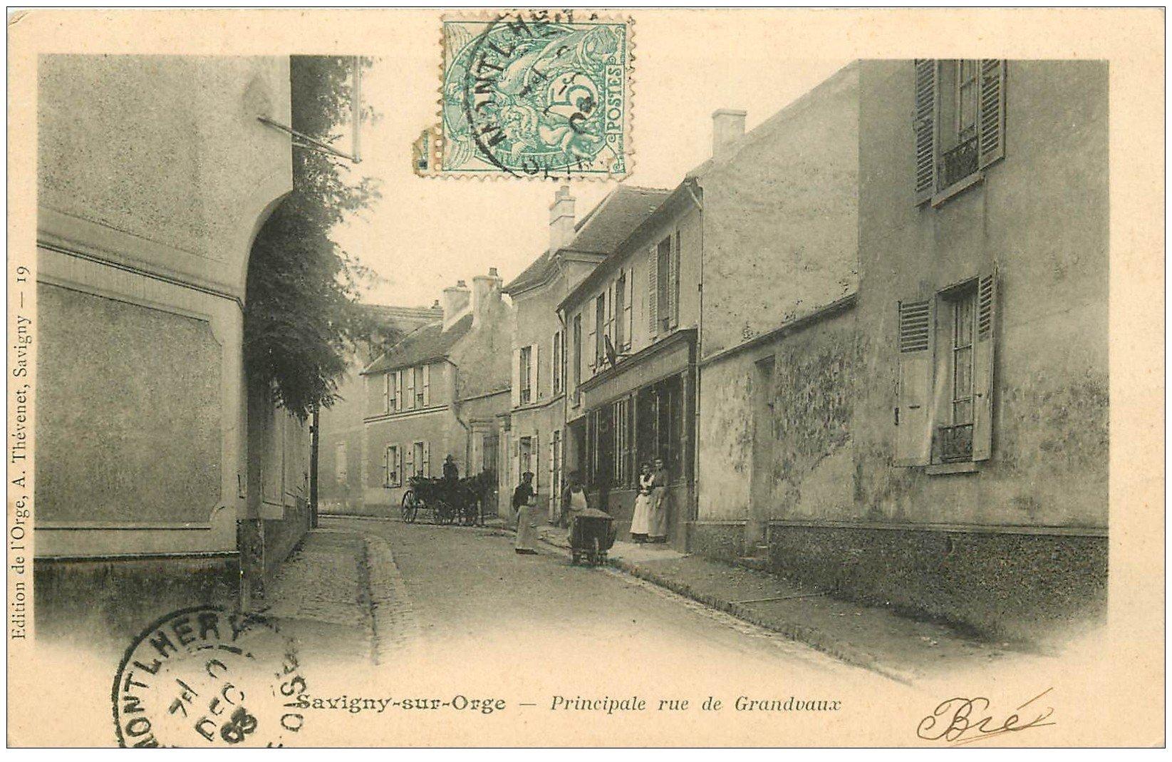 k 91 savigny sur orge principale rue de grandvaux 1903 tabac. Black Bedroom Furniture Sets. Home Design Ideas