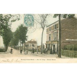 93 ROSNY-SOUS-BOIS. Maison Brune rue de Noisy 1904