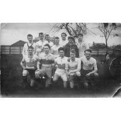 33 PAUILLAC. L'Equipe de Football. Sports et Sportifs. Photo carte postale