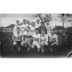 33 PAUILLAC. L'Equipe de Football. Sports et Sportifs. Photo carte postale