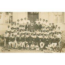 68 TURCKHEIM. Section de Gymnastique et Fanfare souvenir Bénédiction du Drapeau 1921