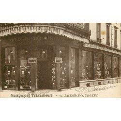 10 TROYES. La Maison des Travailleurs 61 rue Emile Zola 1933