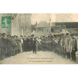 Folklores et Légendes. Musiciens et Danseurs de Bourrée 1913 par Rameau