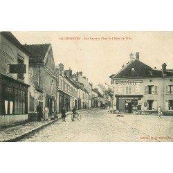 45 MALESHERBES. Rue Neuve et Place Hôtel de Ville Epicerie Mercerie Tabac