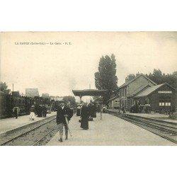 44 LA BAULE ESCOUBLAC. La Gare