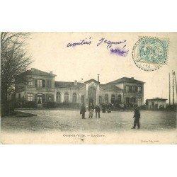 60 ORRY LA VILLE. La Gare 1903