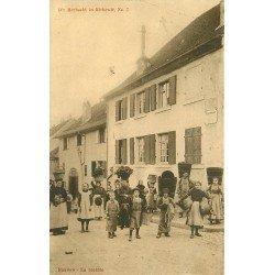 68 RICHEWIR RIQUEWIHR. La Rentrée Fierôwe. Docteur Herbscht n°7 vers 1900