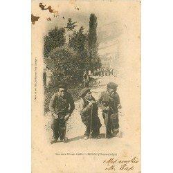 09 BONAC. Les trois Princes Colibri 1903