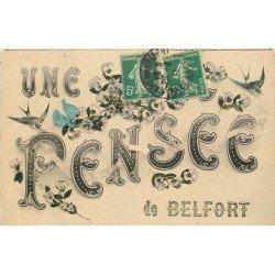 90 Une Pensée de Belfort 1911