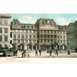 SUEDE. Hotellplatsen Göteborg vers 1900