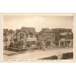 carte postale ancienne 14 RIVA-BELLA. Pension de Famille Rayon d'Or