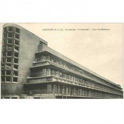 carte postale ancienne 95 AINCOURT. Sanatorium de la Bucaille un Bâtiment