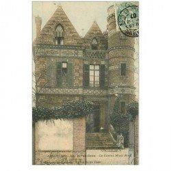 carte postale ancienne 95 ARGENTEUIL. Val Notre Dame le Castel Rose 1907