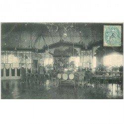 carte postale ancienne 95 ENGHIEN LES BAINS. La Salle de Jeux du Casino