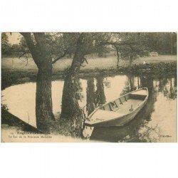 carte postale ancienne 95 ENGHIEN LES BAINS. Lac de la Princesse Mathilde